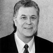 A photo of Gregory Hershberger, treasurer of the DCM Foundation.