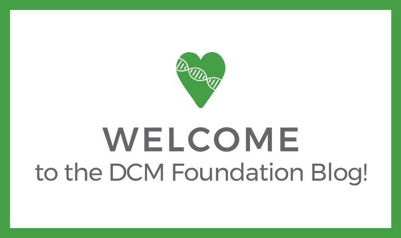 Welcome to the DCM Foundation Blog!