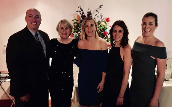 Jane Leeuw's family